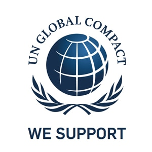 Pacto Global da ONU logo
